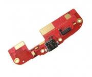 HTC Desire 500 dualsim Роз'єм USB на платі з мікрофоном в зборі, 51H00898-06M (оригінал)
