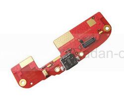 HTC Desire 500 dualsim Разъем USB на плате с микрофоном в сборе, 51H00898-06M (оригинал), radan-osp.com - оригинальные комплектующие, фото