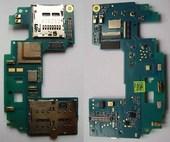 Плата верхняя HTC One E8 Dual Sim (с NFC модулем), 51H00985-00M (оригинал)