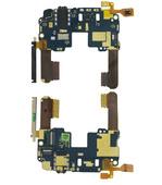 HTC 601n One mini Платка со шлейфом кнопок громкости и шлейфом с кнопкой включения, 51H10219-00M (оригинал)