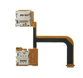 HTC One mini 2 Считыватель SIM и MicroSD-карт, 51H20617-00M (оригинал)