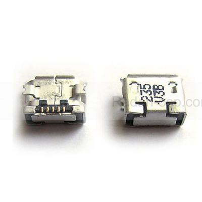 Разъем micro-USB Nokia 202/ C2-03/ C2-06/ C2-05, 5400202 (оригинал)