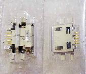Разъем micro-USB Nokia N97 Mini, 5469726 (оригинал)