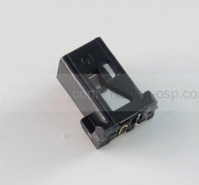 Разъем зарядки (диаметр 2,0 мм) Nokia 101/ 1280/ 1616/ 1800/ 2690/ 2700с/ 2730с/ 3120с/ 3600s/ 3710f/ 5130xm, 5469849 (оригинал)