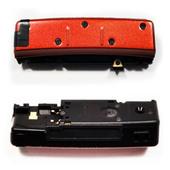 Nokia N76 Антенна с пф-динамиком красная, 5650618 (оригинал)