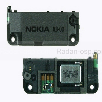 Nokia X3-00 Антенна с пф-динамиком и микрофоном, 5650747 (оригинал)