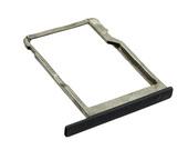 Держатель SD-карты HTC One E8/ One E8 Dual Sim (Dark Gray), 72H08377-01M (оригинал)