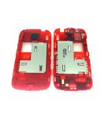 HTC A320e Desire C Flamenco Red Housing Pre-Assy, EU/ 900, BlackCamera Ring, Red, GOF U-C9 EMEA, 74H02228-03M (оригинал)