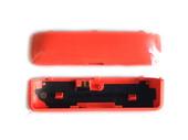 HTC A620e 8S (Rio) Fiesta Red Cover Pre-Assy, Chin Cover, B18, Red, Generic Process, RIO U, 74H02345-02M (оригинал)