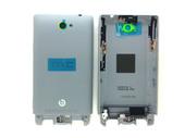 HTC A620e 8S (Rio) Grey Cover Pre-Assy, Unibody, Gray, Generic Process, RIO U, 74H02346-00M (оригинал)