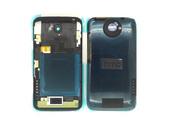 HTC S728e One X+ Bezel Pre-Assy, Soft touch Unibody, EU B8, Dark Black, Painting, ENRC2 U B1258, 74H02354-02M (оригинал)