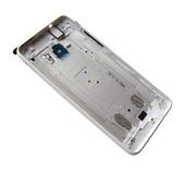 HTC 601n One mini Крышка аккумулятора, Silver, 74H02500-06M (оригинал)