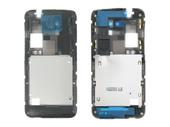 Средняя часть корпуса, черная HTC 315n Desire 601 Zara, 74H02576-02M (оригинал)