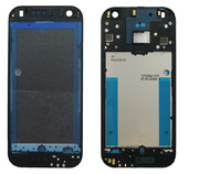 HTC One mini 2 Задня панель корпусу (середня частина) Gray, 74H02662-00M (оригінал)
