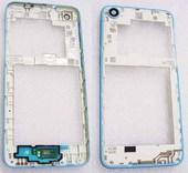 Средняя часть корпуса HTC Desire 626G plus dual sim (Navy Blue_Vivid Blue), 74H03025-00M (оригинал)