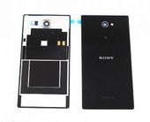 Крышка аккумулятора Sony D2302/ D2303/ D2305/ D2306 (Black), 78P7110001N (оригинал)