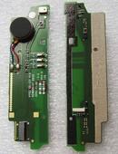 Плата в сборе с микрофоном и вибромотором Sony Xperia M2 D2302/ D2303/ D2305, 78P7150001N (оригинал)