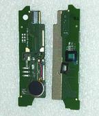 Плата Sony Xperia M2 Aqua D2403 в сборе с микрофоном и вибромотором, 78P7510001N (оригинал)