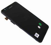 Дисплей с сенсором в сборе Sony Xperia E4g E2003, 78P8610001N (оригинал)