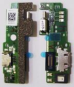 Разъем USB, микрофон, вибромотор на плате Sony Xperia E5 F3311, 78PA4000020 (оригинал)
