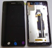 Дисплей с сенсором Sony Xperia E5 F3311 (Black), 78PA4100020/ 78PA4100060 (оригинал)