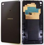 Крышка задняя аккумулятора Sony Xperia E5 F3311 (Black), 78PA4200020 (оригинал)