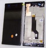 Дисплей с сенсором (тачскрином) Sony Xperia XA1 G3112/ G3116/ G3121/ G3123/ G3125 (Black), 78PA9100100, 78PA9100060, 78PA9100020 (оригинал)