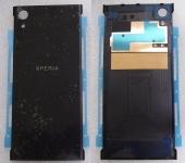 Крышка задняя аккумулятора Sony Xperia XA1 G3112/ G3116/ G3121/ G3123/ G3125 (Black), 78PA9200020 (оригинал)
