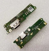 Разъем USB с микрофоном на платке Sony Xperia XA1 Plus Dual G3412, 78PB7100010 (оригинал)