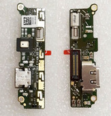 Платка с разъемом USB Sony Xperia XA2 Dual H4113/ Xperia XA2 H3113, 78PC0200010 (оригинал)