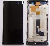 Дисплей с сенсором Sony Xperia XA2 Dual H4113/ Xperia XA2 H3113 (Black), 78PC0600020 (оригинал)