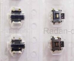 Разъем переключателя кнопок Nokia 5250, 8002298 (оригинал), radan-osp.com - оригинальные комплектующие, фото