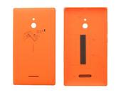 Nokia XL Задняя крышка оранжевая, 8003384 (оригинал)