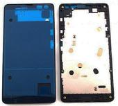 Передняя панель Microsoft 535 (Nokia) - под дисплей, 8003436 (оригинал)