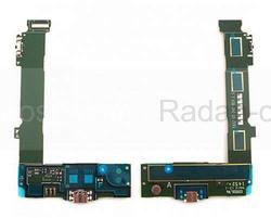 Плата Microsoft 535 (Nokia) с разъемом microUSB, микрофоном, 8003456 (оригинал), radan-osp.com - оригинальные комплектующие, фото