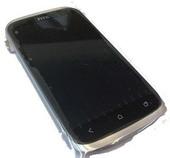 Сборка дисплея с сенсорной панелью HTC T328e Desire X (White), 80H01367-01 (оригинал)