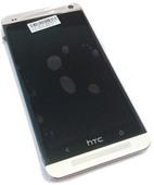 Дисплей с сенсорной панелью HTC 810e One M7/ One 801E/ One 801n (Silver), 80H01478-01 (оригинал)