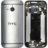 Крышка батареи, серая HTC One mini 2 Gray, 83H40013-01 (оригинал)