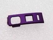 Nokia 3110с Крышка системного разъема пурпурная, 9442610 (оригинал)
