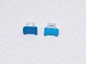 Nokia 5130xm Заглушка USB-разъема синяя, 9444186 (оригинал)
