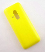 Nokia 220 Крышка задняя желтая, 9448657 (оригинал)