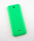 Крышка задняя Nokia Asha 225/ 225 dual зеленая, 9448783 (оригинал)
