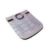 Nokia 6730с Клавиатура белая, 9790M57 (оригинал)