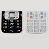 Nokia 6120с/ 6121с Клавиатура черная, 9791957 (оригинал)