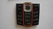 Nokia 2600с Клавиатура черная, 9793750 (оригинал)