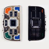 Nokia E66 Клавиатура функциональная серая, 9793902 (оригинал)