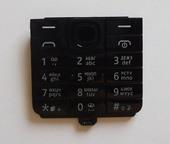 Nokia 220 Клавиатура (черная) две sim, 9794J78 (оригинал)