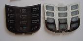 Nokia 2680s Клавиатура основная черная, 9795916 (оригинал)