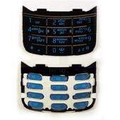 Nokia 6600s Клавиатура основная черная, 9796121 (оригинал)