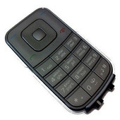 Nokia 3610f Клавиатура стальная, 9796216 (оригинал)
